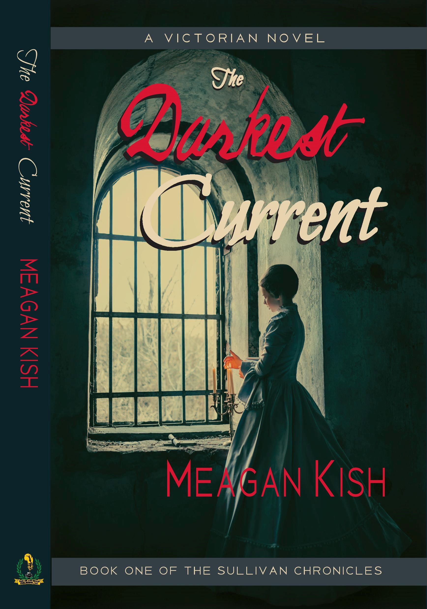 Darkest Current Right Side Cover